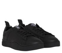 """Sneaker """"S-Clever Low"""", Leder, Marken-Prägung"""