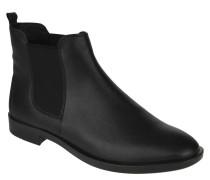 Chelsea Boots, Glattleder, herausnehmbare Sohle