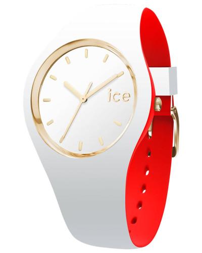 ICE loulou, Strichindizes, zweifarbig, Silikonband
