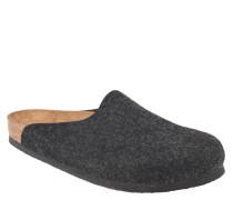 "Pantoffeln ""Amsterdam"", Filz, ergonomisches Fußbett"