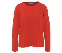 Pullover, uni, Zierreißverschlüsse, Schurwolle