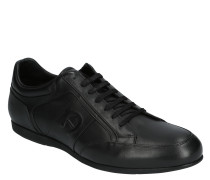 """Sneaker """"DUSTIN 9D"""", Leder, Logoprägung"""