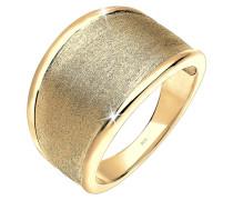 Ring Basic Matt Trend Silber 925 Sterling Silber