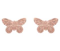 """Ohrring """"3D Butterfly"""" OBJ16MBE02"""