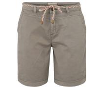 Shorts, Baumwoll-Mix, Schnürband, Eingrifftaschen