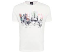 T-Shirt, Fotoprint, Baumwolle, Rundhalsausschnitt