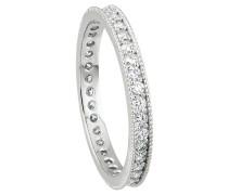 Ring 585 gold mit 36 Diamanten, zus. ca. 0,50 ct