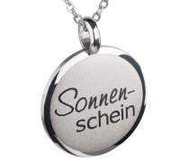 "Anhänger, ""Sonnenschein"", Edelstahl AN526"