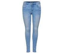 """Jeans """"Kendell Reg"""", Skinny Fit, Waschung, Reißverschluss Saum"""