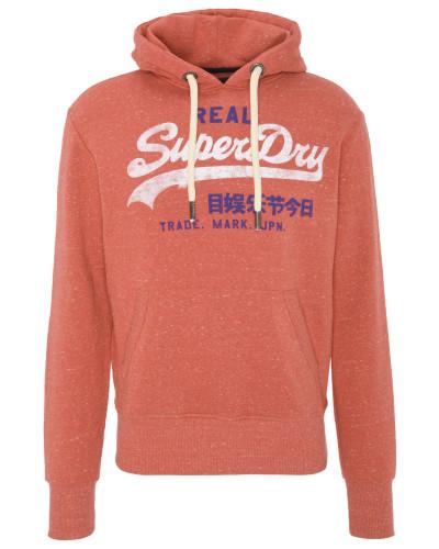 Sweatshirt, Front-Print, Kapuze