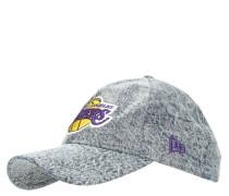 Los Angeles Lakers Cap, Logo-Stickerei, Jeans-Optik