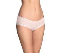 Panty, feminine Spitze, uni, elastischer Bund