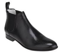 "Chelsea Boots ""SALLY 16"", Leder, Lyra-Lochung, Zugschlaufe"