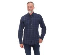Hemd, Modern Fit, Baumwolle, Karo