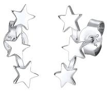 Ohrringe Sterne Astro Trend Star Sternenbild 925