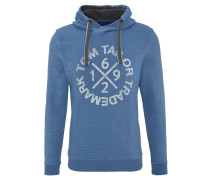 Sweatshirt, Kapuze, Logo-Print, Kordel