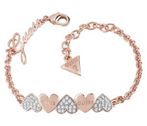 "Armband ""HEART BOUQUET"" UBB85102-S"