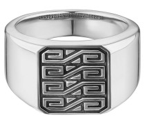 Black Meander Ring C4248R/90/00/58