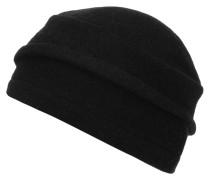 Mütze, Schurwolle, uni