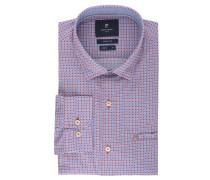 Businesshemd, Modern Fit, Under-Button-Down-Kragen, Brusttasche