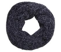 Loop-Schal, Strick, meliert