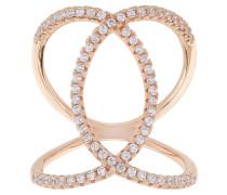 Ring FUCINO RING SJ-R0059-CZ(RG)