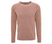 Pullover, Rollsaum, Baumwolle