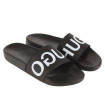 Slides, Marken-Logo, Gummisohle