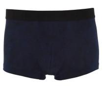 Pants, Blätter-Muster, Logo-Bund