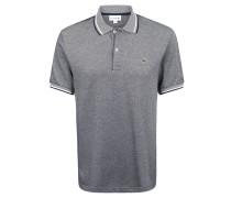 Poloshirt, Regular Fit, Label-Stickerei, Piqué
