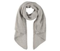 Schal, Strukturierung, asymmetrisch