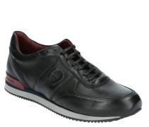"""Sneaker """"MAX 5F"""", gebürstetes Leder, unifarben"""