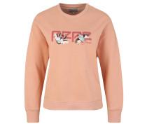 "Sweatshirt ""Joana"", Front-Print, Pailletten-Applikation, Rippbündchen"