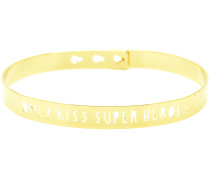 "Armband ""I Only Kiss Super Heroes"" JL-11.G"