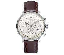 "Herrenuhr ""Bauhaus"" 6086-5, Chronograph"