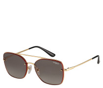"""Sonnenbrille """"VO4112S 280/11"""", Filterkategorie 2, Piloten-Stil"""