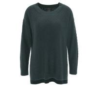 Pullover, Strickmuster, gerippte Bündchen