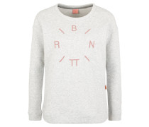 """Sweatshirt """"Pamela"""", Print, weiche Innenseite"""