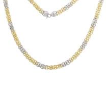 Königskette  Gelbgold 375