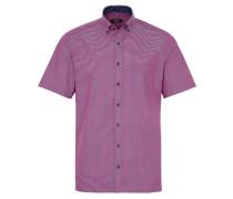 Kurzarm Hemd, Modern Fit Popeline, Kariert