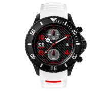 ICE carbon - Chrono white-black CA.CH.WE.BB.S.15