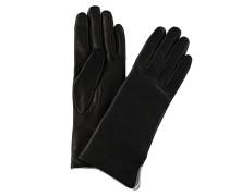 Handschuhe, Schafsleder, Kontrast-Aufschlag