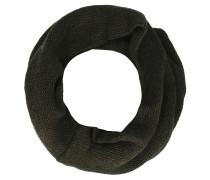 Loop-Schal, Strick, meliert, Woll-Anteil