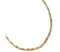 Collier Gold 375 Tricolor