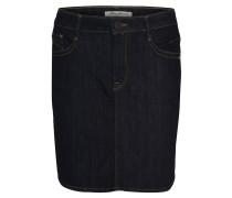 Jeansrock, Five-Pocket-Stil, uni