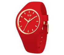 ICE glam colour - Red - Medium - 3H Damenuhr 016264