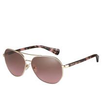 """Sonnenbrille """"RA4123 324614"""", Filterkategorie 2, Doppelsteg"""