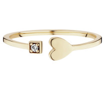 Square Heart Ring C7387R/90/03