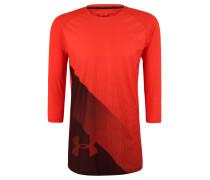 Shirt, 3/4-Arm, schnelltrocknend, Print