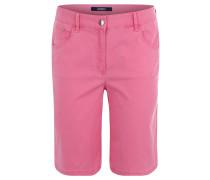 "Jeans-Shorts ""Tina"", Straight Fit, unifarben"